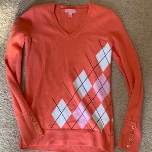 Lily Pulitzer XS light sweater Xs great deal